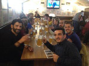 Tour de la cerveza en Praga