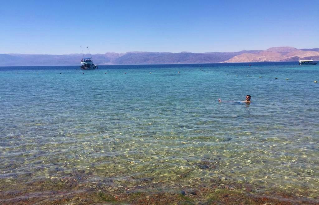 Snorkel gratis en el Mar Rojo, Áqaba - Jordania en 3 días