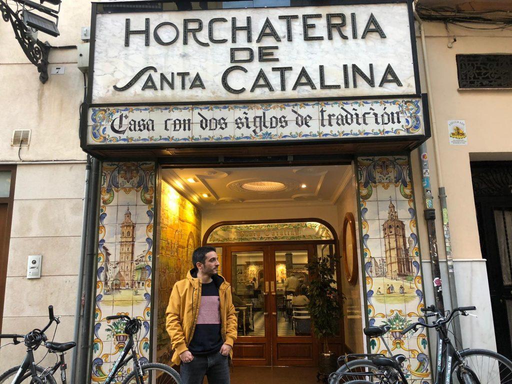 Horchatería de Santa Catalina- 6 cosas imprescindibles que ver o hacer en Valencia