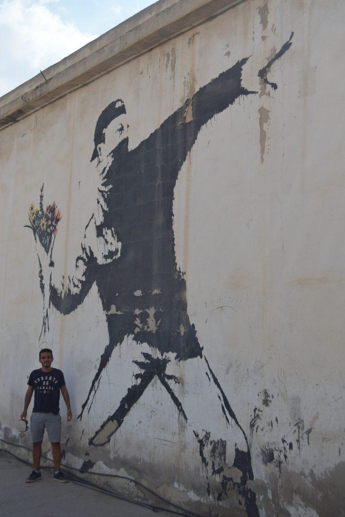 Palestina - Banksy