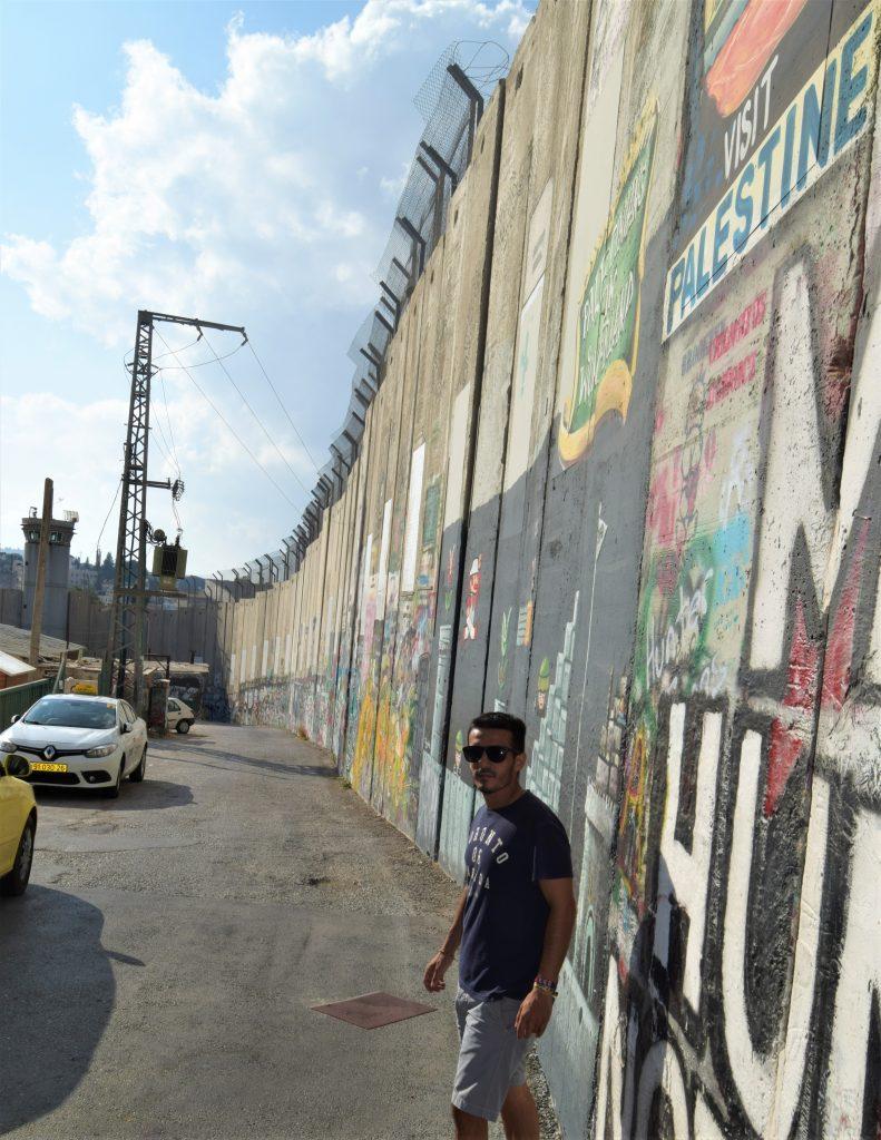 Qué ver en Belén - The Wall in bethlehem o El Muro en Belén - Palestina