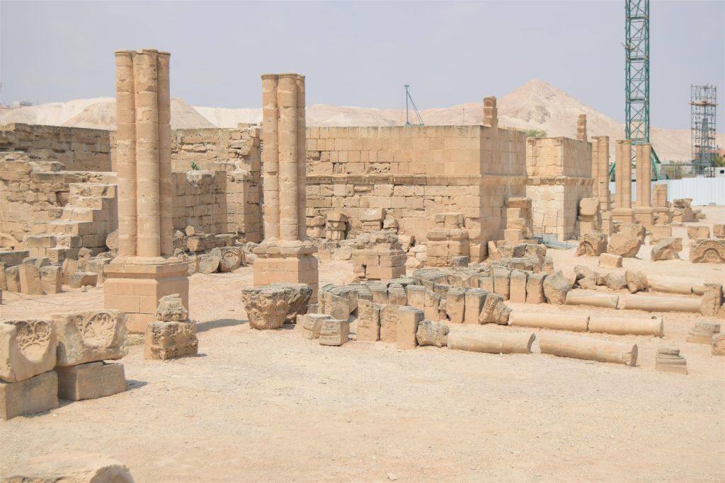 Qué ver en Jericó, Palestina - Mosaic Centre