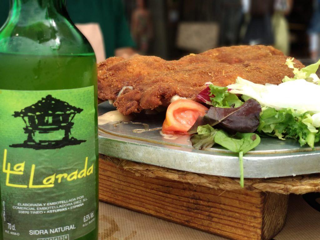 10 cosas que hacer en Asturias - Cachopo