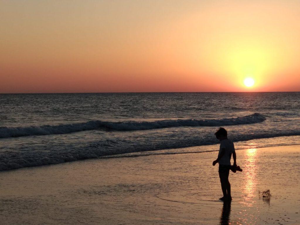 Puesta de sol El Palmar Cádiz - 7 imprescindibles que hacer en Cádiz provincia