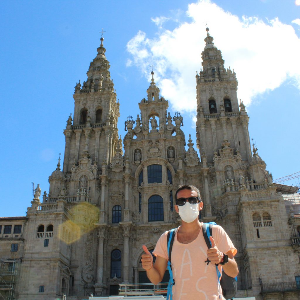 Camino del Norte (desde Vilalba) - Catedral Santiago de Compostela