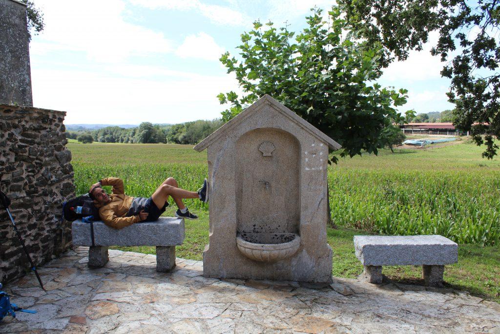 Camino del Norte (desde Vilalba, Lugo).