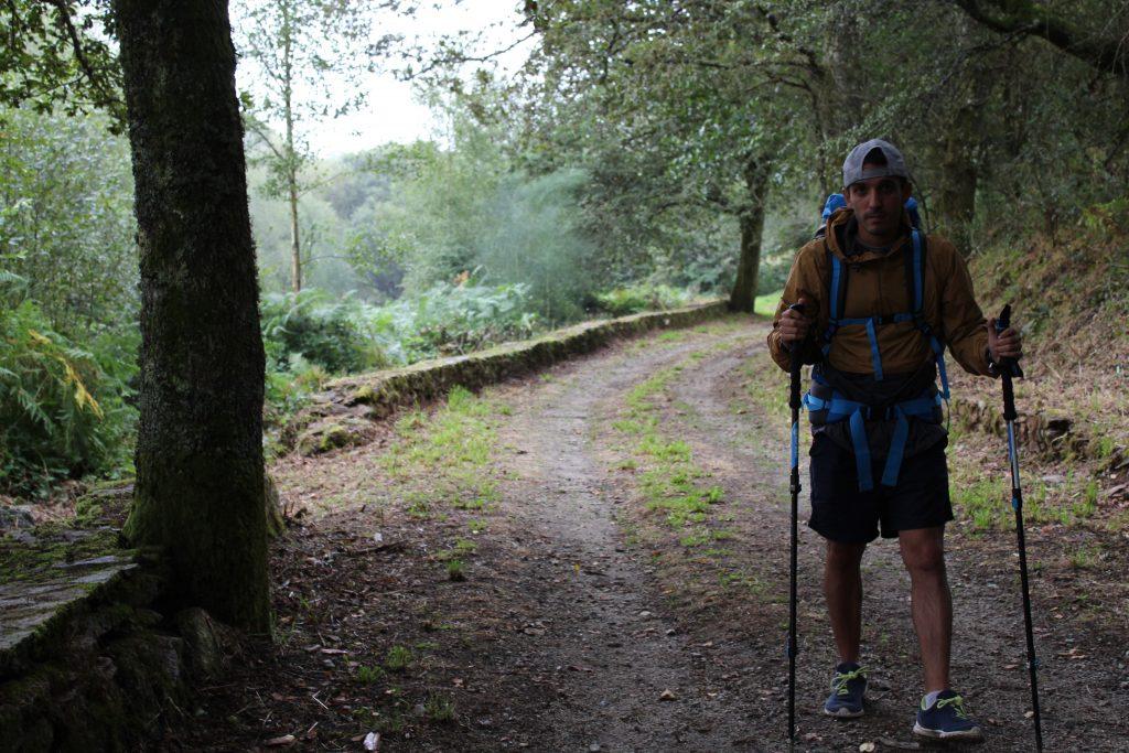 Camino del Norte (desde Vilalba) - Peregrino
