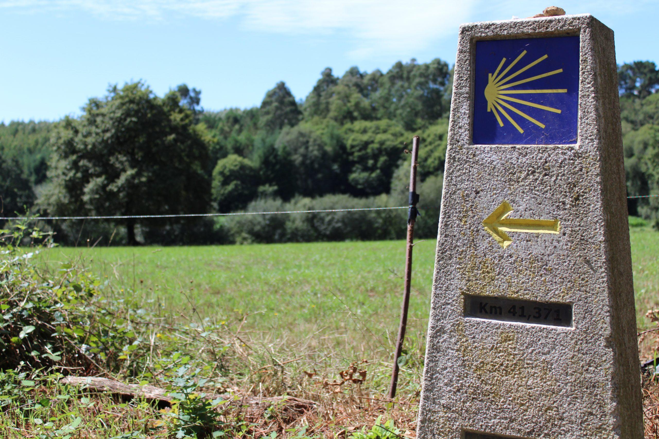 Camino del Norte (desde Vilalba)