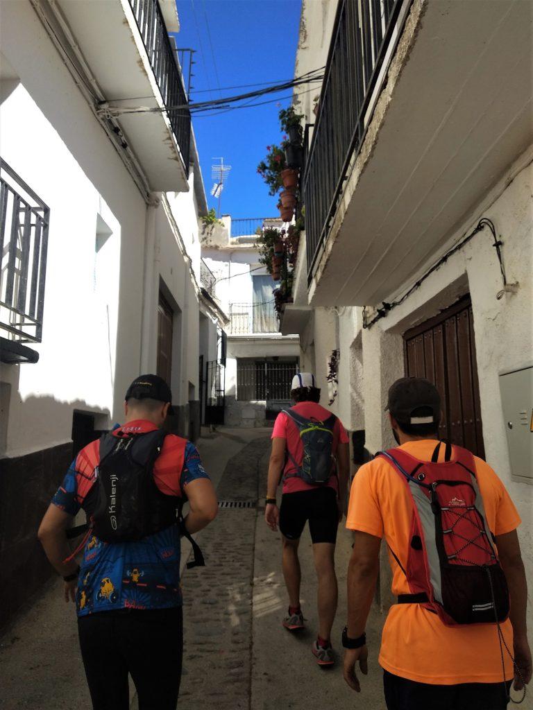 Subida al Mulhacén desde Trevélez - Callejuelas Trevélez