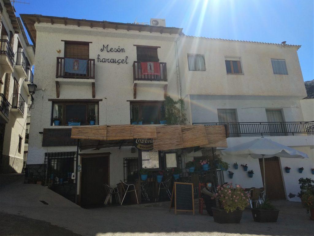 Subida al Mulhacén desde Trevélez - Mesón Trevélez