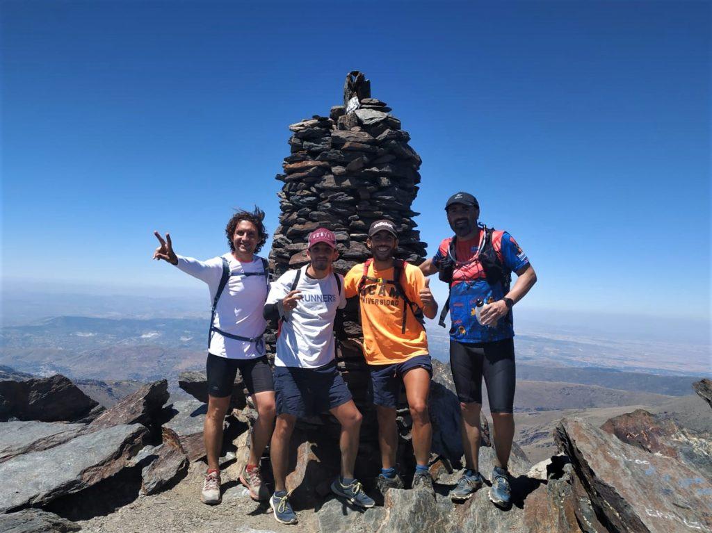 Subida al Mulhacén desde Trevélez - Pico Mulhacén