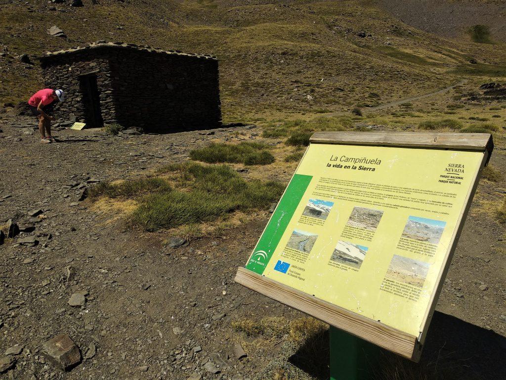 Subida al Mulhacén desde Trevélez - Refugio La Campiñuela