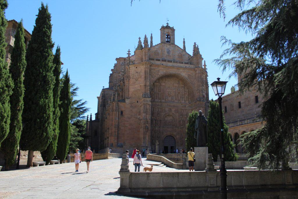 10 cosas que hacer o ver en Salamanca - Convento de San Esteban