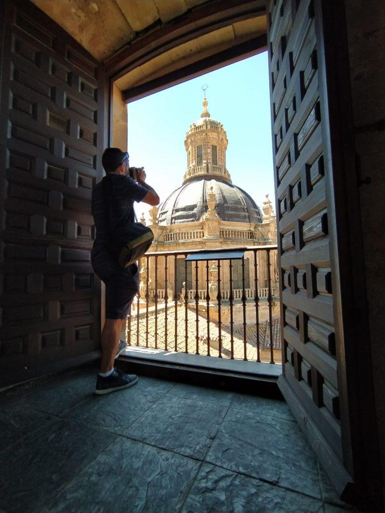 10 cosas que hacer o ver en Salamanca - Cúpula del Cimborrio en Salamanca