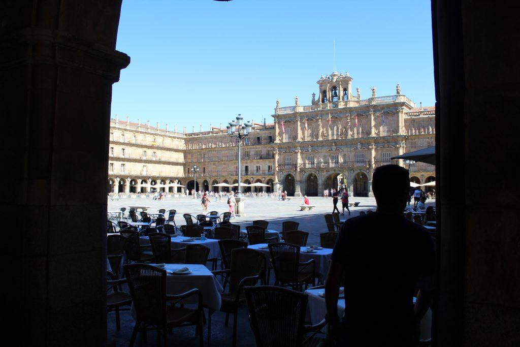 10 cosas que hacer o ver en Salamanca - Plaza Mayor de Salamanca