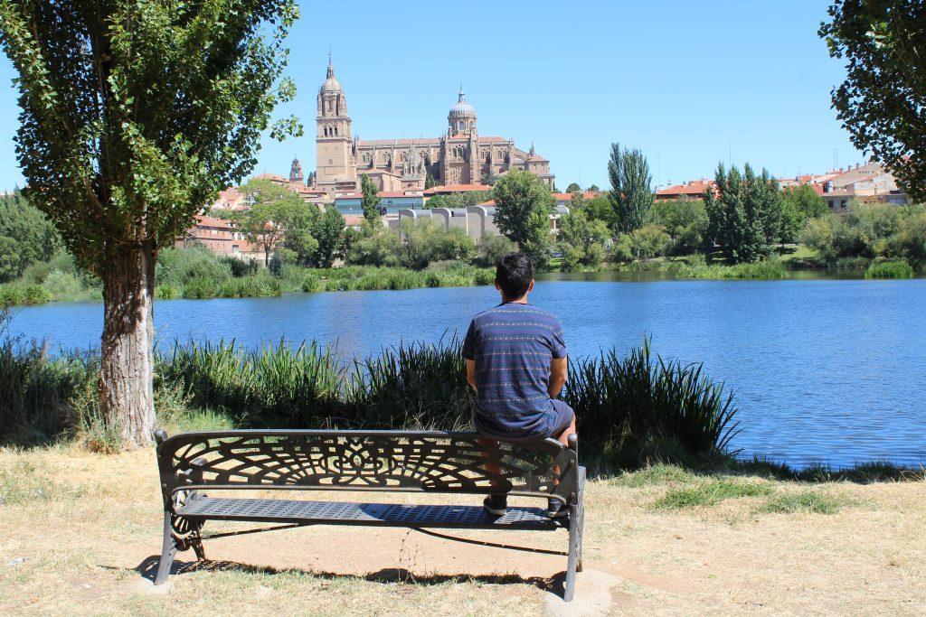 10 cosas que hacer o ver en Salamanca - Río Tormes en Salamanca