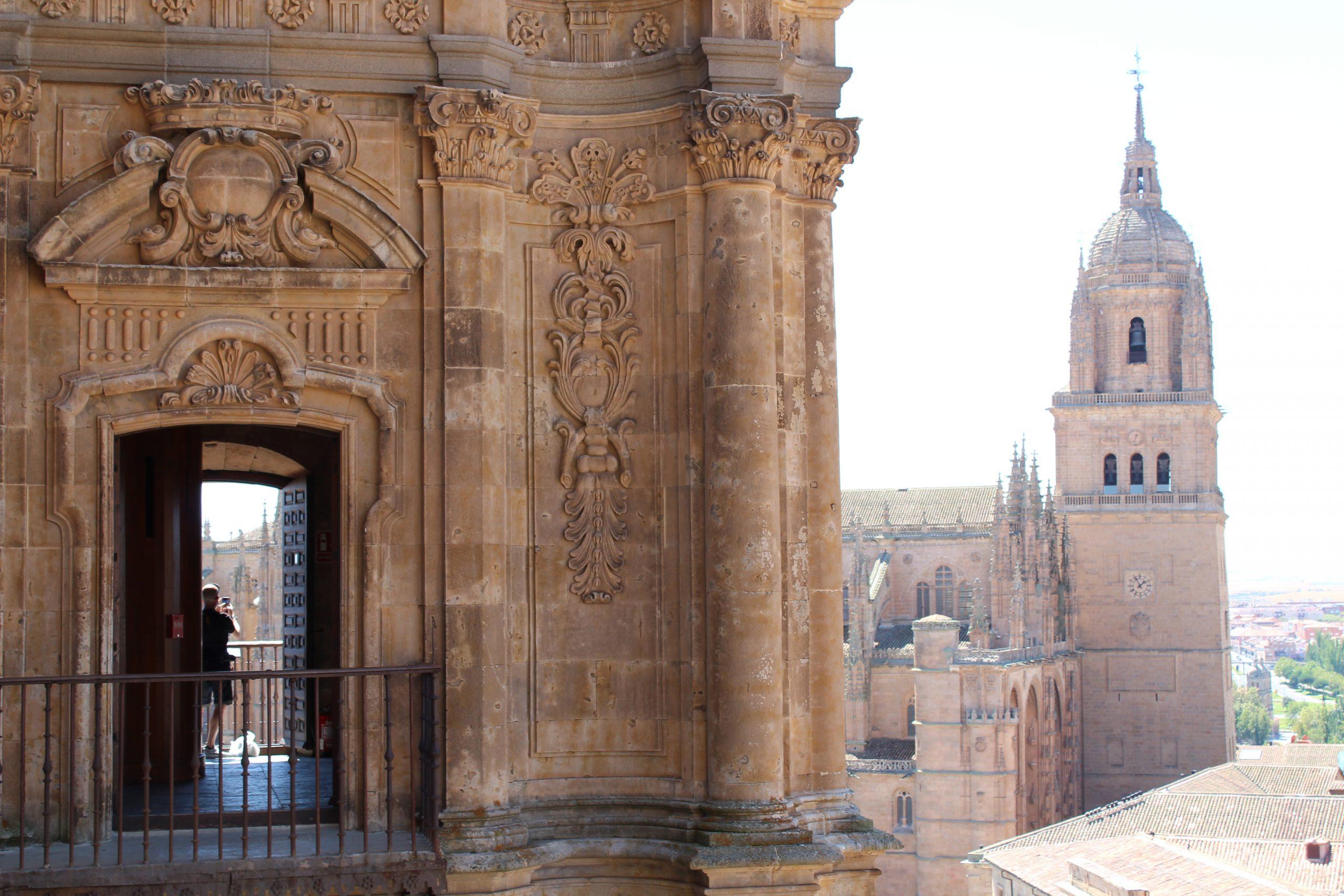 10 cosas que hacer o ver en Salamanca - Torre de la Clecería